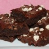 Chocolate Malt Brownies