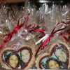Edible Image Cookies - Dwight & Lisa